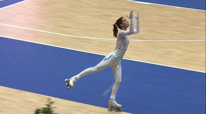 Nominierung von Lena Bauer für die Europameisterschaften
