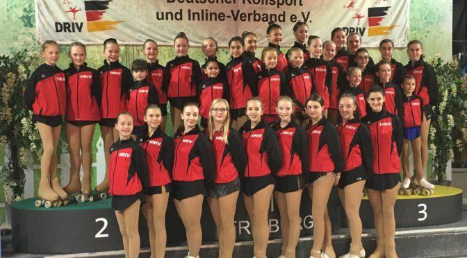 Deutsche Pflichtmeisterschaft 2019