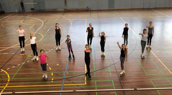 Gutes Training ist die beste Vorbereitung – Lehrgang bei TGS Ober-Ramstadt 2020