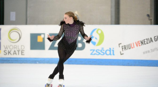 Sofie Hofferberth für Sedmark Bressan International Trophy nominiert