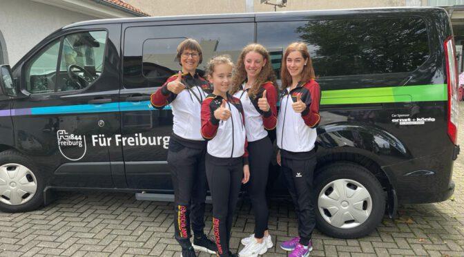 Deutschland Pokal 2021 in Freiburg