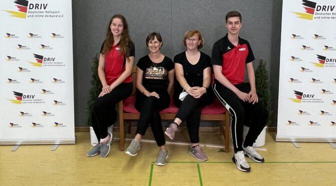 Deutsche Meisterschaften Kür in Göttingen 2021