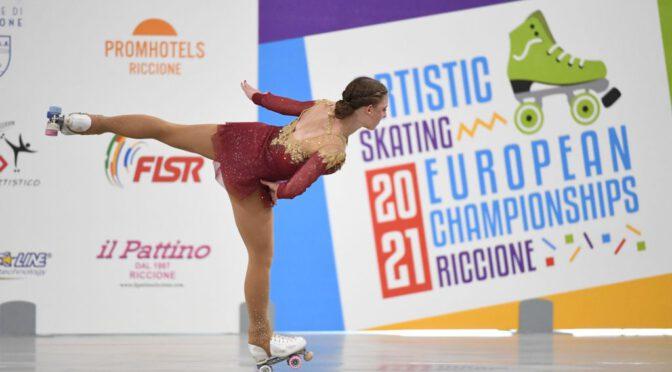 Europameisterschaften 2021 in Riccione (Italien)